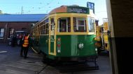 Tram travels to Bendigo for new lease on life (Video Thumbnail)