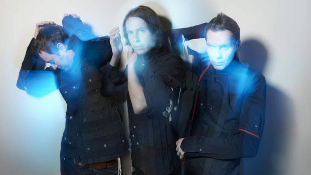 Sigur Ros is now a trio after the departure of keyboardist Kjartan Sveinsson.
