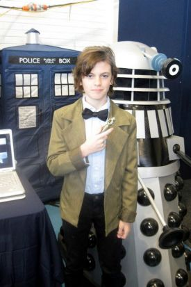 The Dalek's new Doctor-shrinking-ray is just embarrassing for everyone concerned.