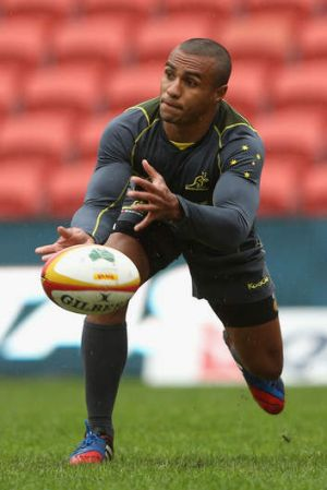Back in contention: Will Genia returns to the Test side after spending most of last year injured.