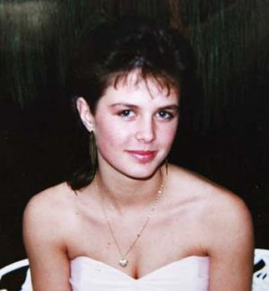 Vanessa Hoson: Her killer has been charged with attempted rape and stabbing this week.