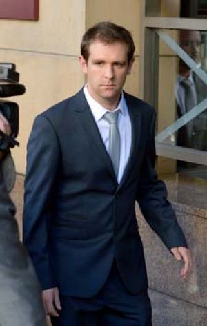 Angry at the system: Tom Meagher, Jill's husband, believes the state parole board failed by allowing Bayley liberty.