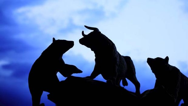 Bear markets start and bull markets end when the market says so.