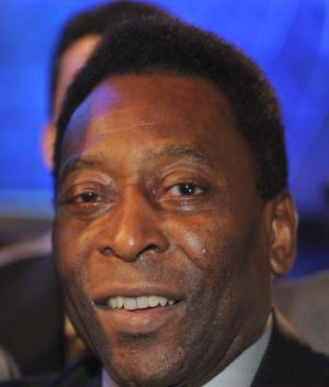 Forget confusion: Pele.
