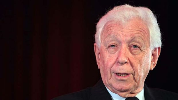 Frank Lowy says Australia should get its taxpayers' money back.