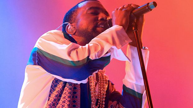 Australian singers breathe down Kanye West's neck after his new album, <i>Yeezus</i>, only debuted at No.2 on the ...