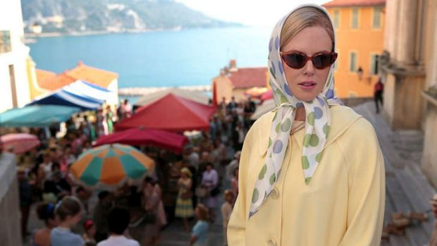 Nicole Kidman, seen here as Princess Grace of Monaco, could soon be set to play a queen for Werner Herzog.