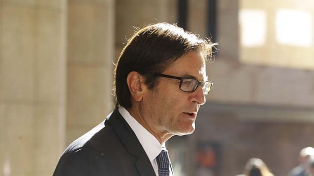 Time for resolution: Climate Change Minister Greg Combet.