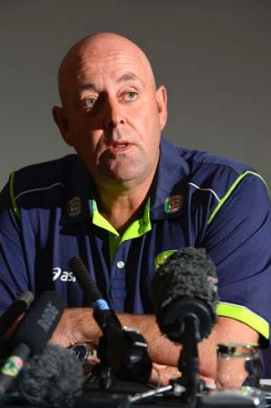 Australia's new coach Darren Lehmann is confident that the team can win back the Ashes.