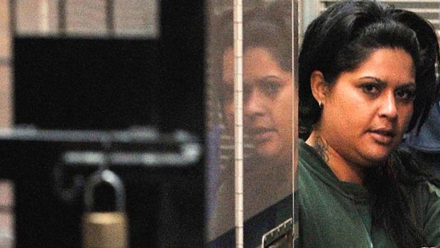 Jailed for at least 16 years: Kristi Abrahams.