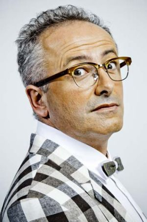 "Media talent: Andrew Denton says if he returns to television, CJZ ""will always be the first port of call""."