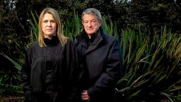 Carley Nicholls and James Hopkins purchased the Ventnor property on Phillip Island.