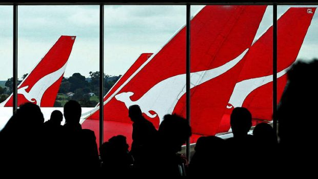 "Qantas: ""Very concerned"" about the claims."