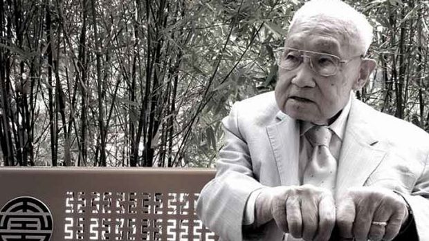 Eddie Liu, the father of Chinatown, has died.