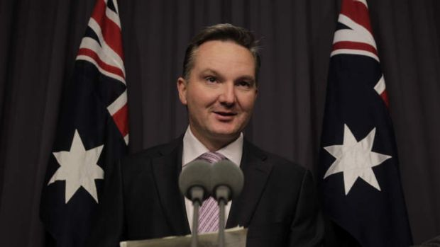 Chris Bowen will be Treasurer in a new Kevin Rudd government.