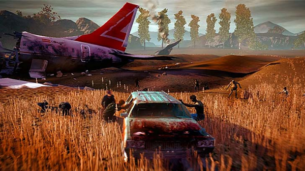 Screengrab from State of Decay.