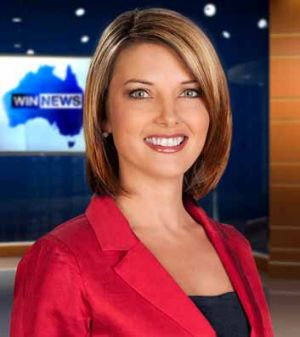 Kerryn Johnston has been presenting the WIN News Canberra bulletin since July 1.