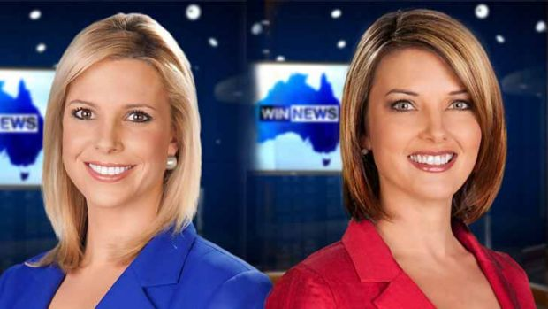 Amy Duggan and Kerryn Johnston are WIN Canberra's new sports and news presenters.