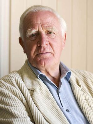 Weapon of words: John le Carre's 23rd book examines the value of intelligence information.