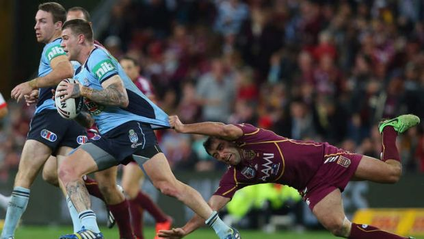 No.1: Josh Dugan beats Cameron Smith.