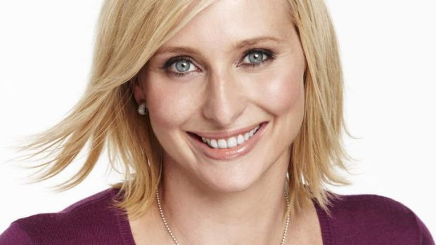 Unexpected Cinderella story ... Johanna Griggs