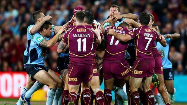 What the viewers want: State of Origin ratings are through the roof, but the showpiece series appears to impact ...