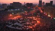 Seven killed in Egypt clashes (Video Thumbnail)
