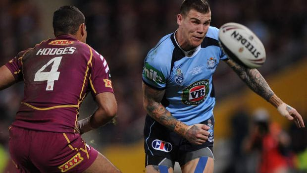 """I've learnt to think about everything and what I have to lose"": Josh Dugan."