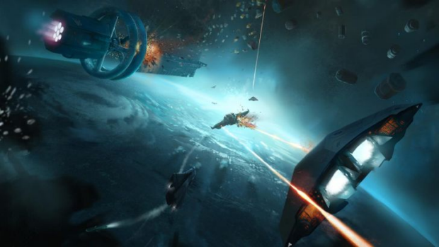 Elite: Dangerous, just one of the crowd-funded projects discussed in this month's winning Your Turn entry.