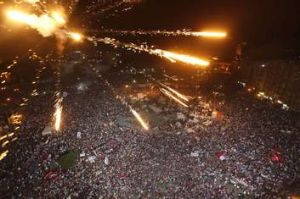 Egypt's armed forces handed Islamist President Mursi a virtual ultimatum to share power giving feuding politicians 48 ...