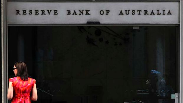 Shrugging it off ... the inflation numbers are unlikely to have surprised the Reserve Bank.