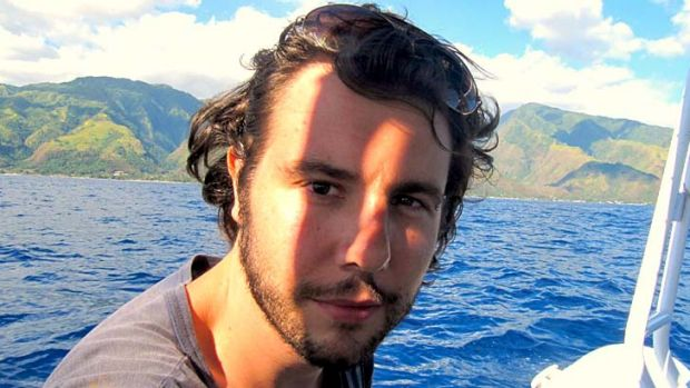 Matthew Wootton: one of the missing sailors.