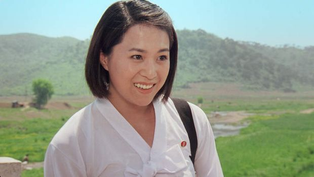 A still from North Korean film <i>Comrade Kim Goes Flying</i>, which will screen at the 2013 Melbourne International ...