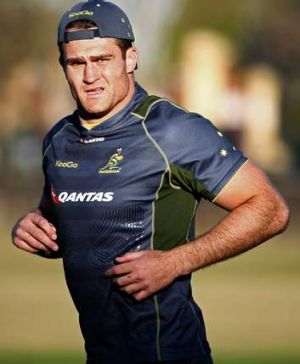 Case closed: Wallabies captain James Horwill will play in the third Test against the British & Irish Lions this Saturday ...