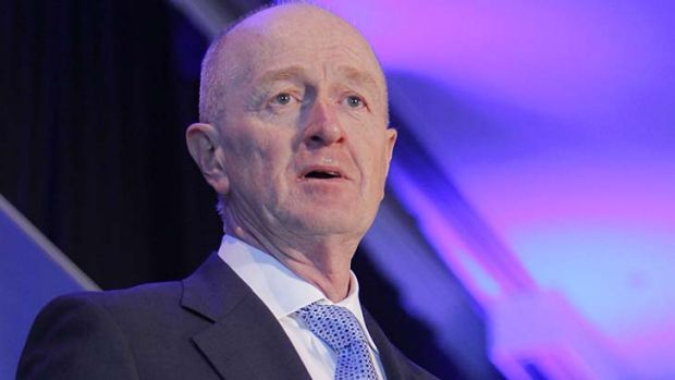 Not worried about inflation: Glenn Stevens.