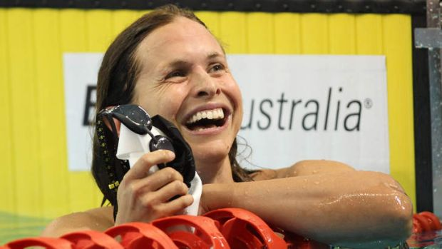 Libby Trickett has again called time on her decorated swimming career, this time because of injury.