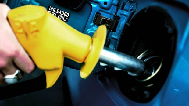 Petrol prices are on the rise in Brisbane.