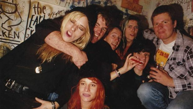 Trustworthy: Cosmic Psychos with L7, feature in a new documentary.