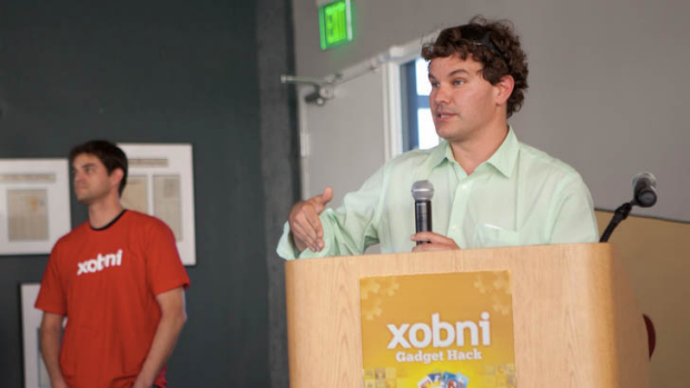 Xobni CEO Jeff Bonforte.