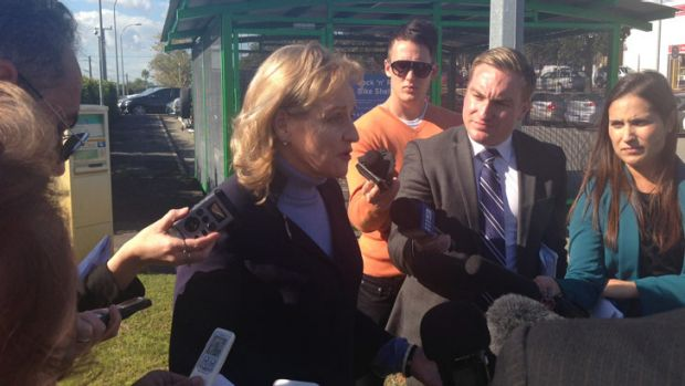 Alannah MacTiernan said she has received a lot of support in taking up the Labor nomination.
