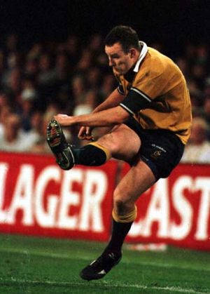 Tri Nations 2000: Stirling Mortlock.
