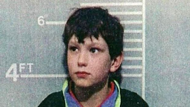 Jon Venables (pictured) was 10 years old when he was convicted in the James Bulger murder case.