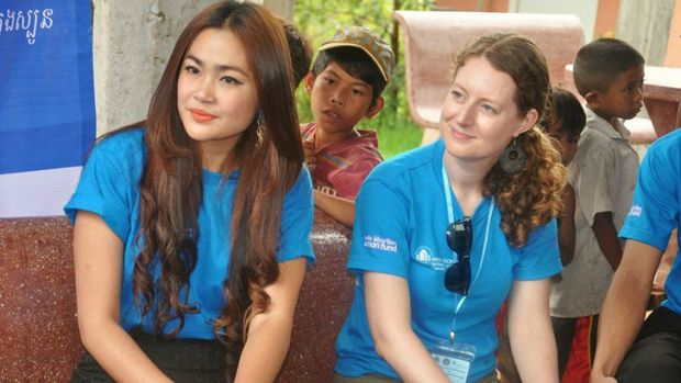 Melbourne alumna Melissa Cockroft is helping vulnerable Cambodian women take control of their reproductive health ...