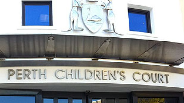The boy faced the Perth Children's Court on Tuesday.