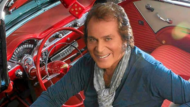"""Engelbert Humperdinck: """"'Younger people are catching on to elegant music""""."""