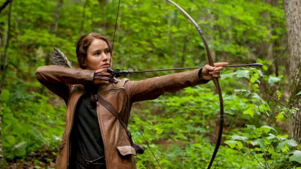 <i>The Hunger Games</i> made Jennifer Lawrence a star; its sequel will make her rich.