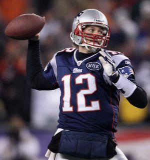It is believed the outcome of the Superbowl can have a profound effect on the sharemarket.