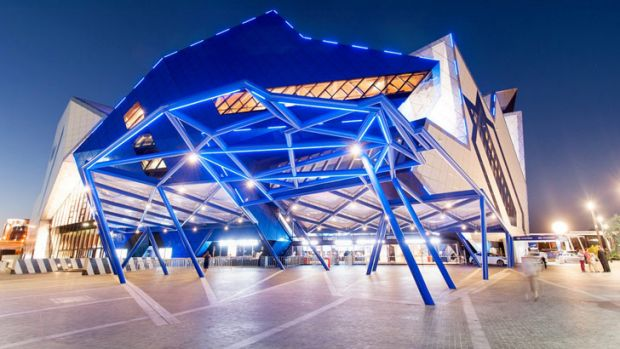 Perth Arena's architects have been awarded with the best building in WA accolade.
