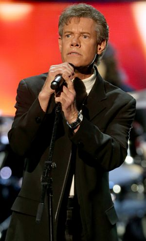 Critical condition ... country singer Randy Travis is in hospital.
