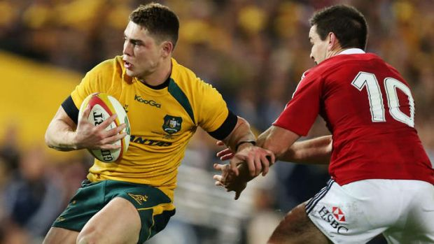 Unwanted: Wallabies five-eigth James O'Connor is without a Super Rugby club.